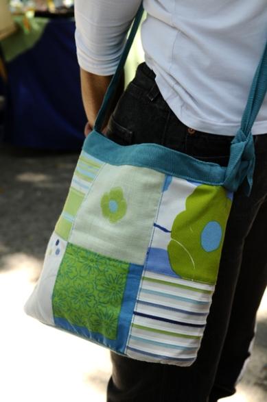 τσάντα patch bag