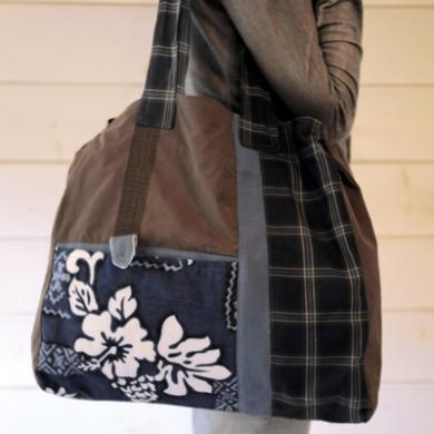 τσάντα patchςορκ