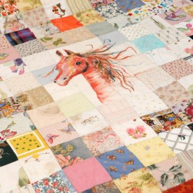 patchwork πάπλωμα για μονό κρεβάτι patchwork quilt