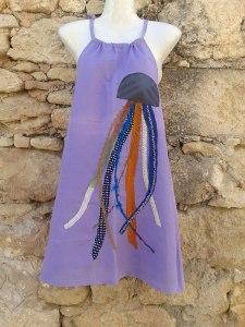 φόρεμα μέδουσα