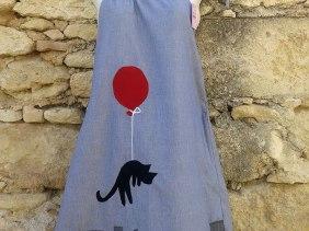 φόρεμα γατάκι