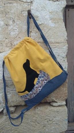 τσάντα σκύλος- κανό