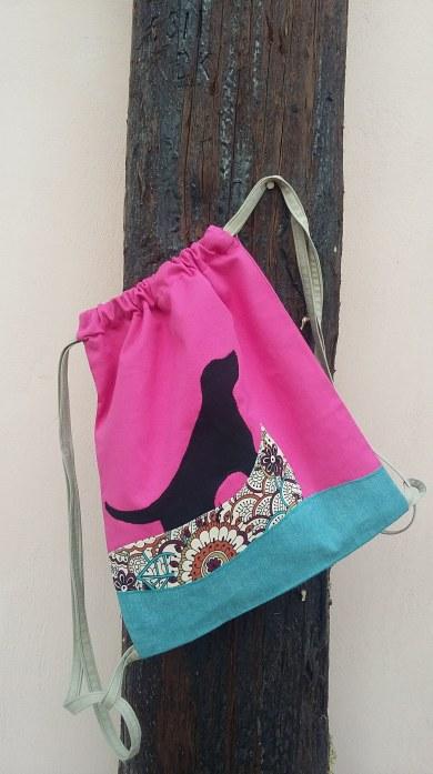 παιδική τσάντα πλάτης σκύλος-κανό