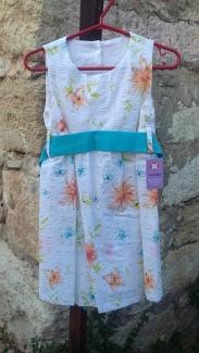 παιδικό χειροποίητο φορεματάκι