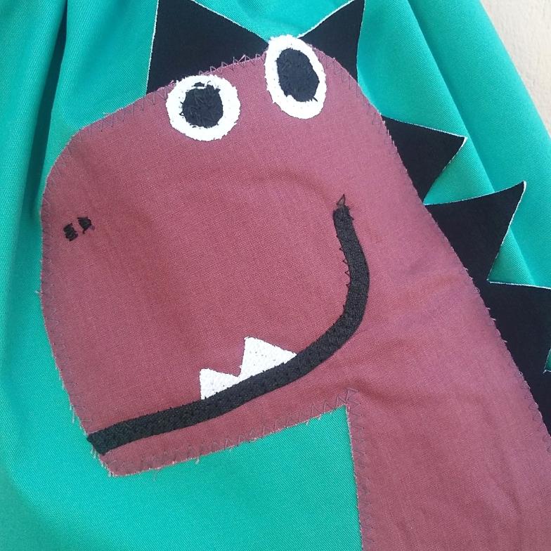 παιδική τσάντα πλάτης δεινόσαυρος